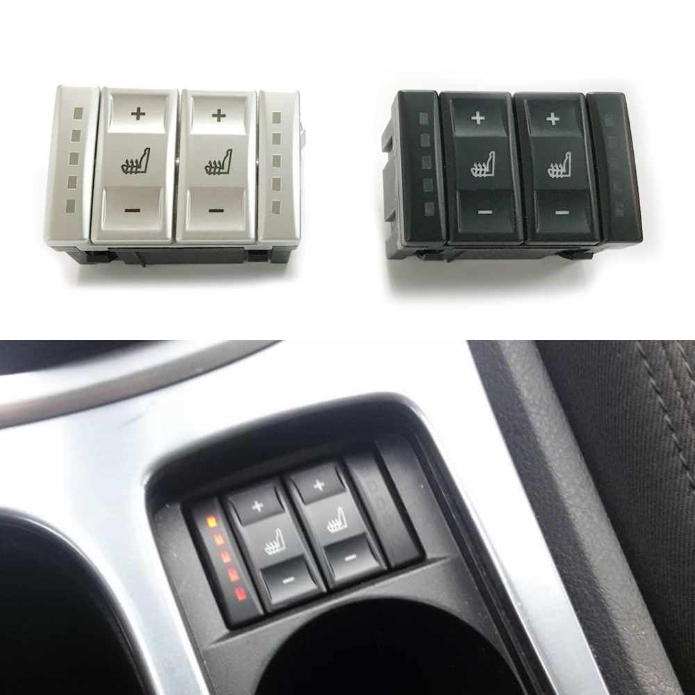 For Ford Mondeo MK3 MK4 S-Max Electric Seat Heated Switch Heating Switch 6M2T-19K314-AC BS7T-19K314-AB