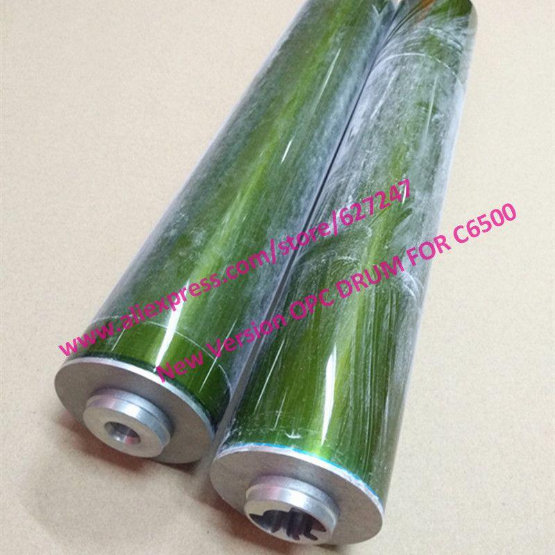 2X JAPAN OPC DRUM Cylinder for Konica Minolta Bizhub Pro C500 C5500 C5501 C6500 C6501 C6000 C7000 OPC DRUM Cylinder DR610 Drum
