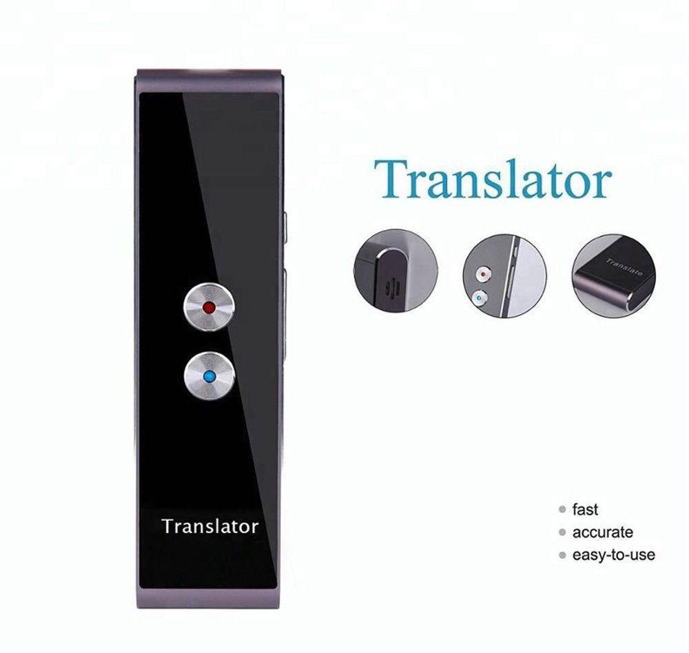 Language Translator Portable Easy Trans Smart Language Translator Instant Voice Speech BT 33 Languages no Amplifier Jn.28