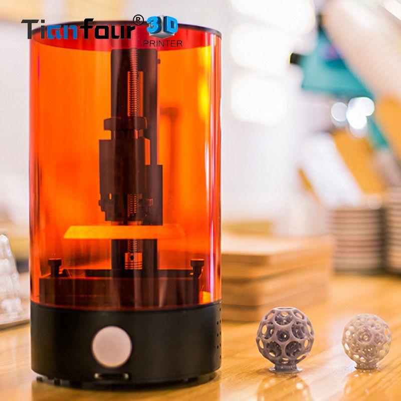 Sparkmaker your first Entry level sla 3d printer most cost-effective offline printing 405nm UV resin LCD/DLP Impresora gift