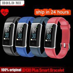 Tenir Mi ID130 Plus Couleur Smart bracelet Coeur taux Montres Smart bracelet Fitness tracker Smart bande PK mi bande 3 bande Honneur 3