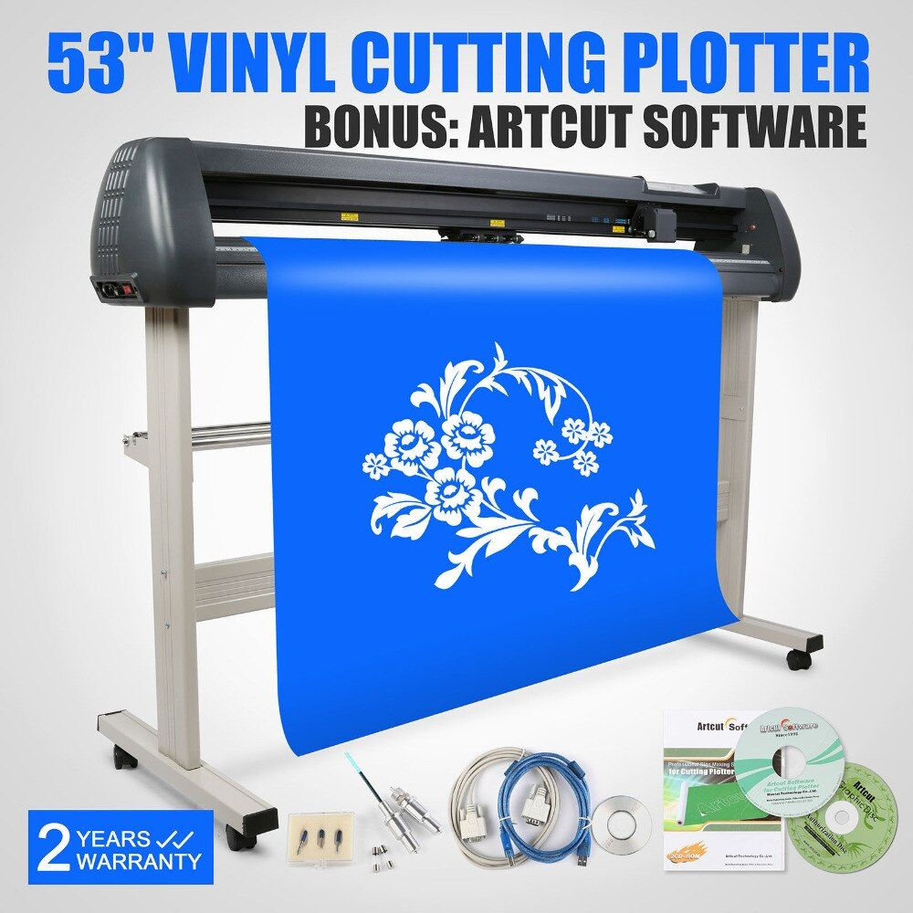 53 Vinyl Schneiden Plotter Cutter Contour Cut Aufkleber Artcut Software