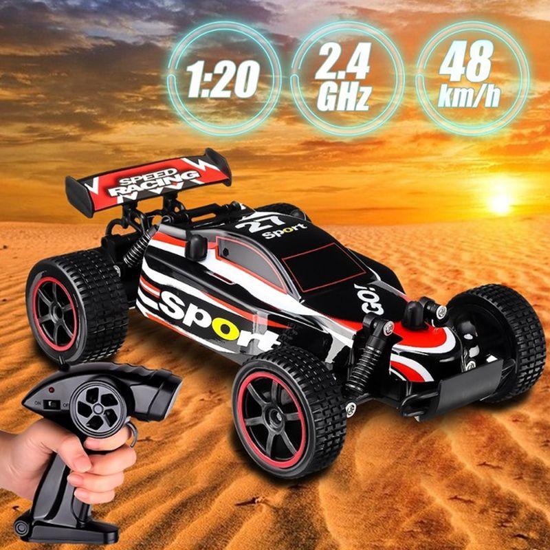 RC voiture 2.4G 4CH Rock Crawlers conduite de voiture Bigfoot pour CR voiture télécommande modèle de voiture tout-terrain véhicule jouet dérive passe-temps jouet