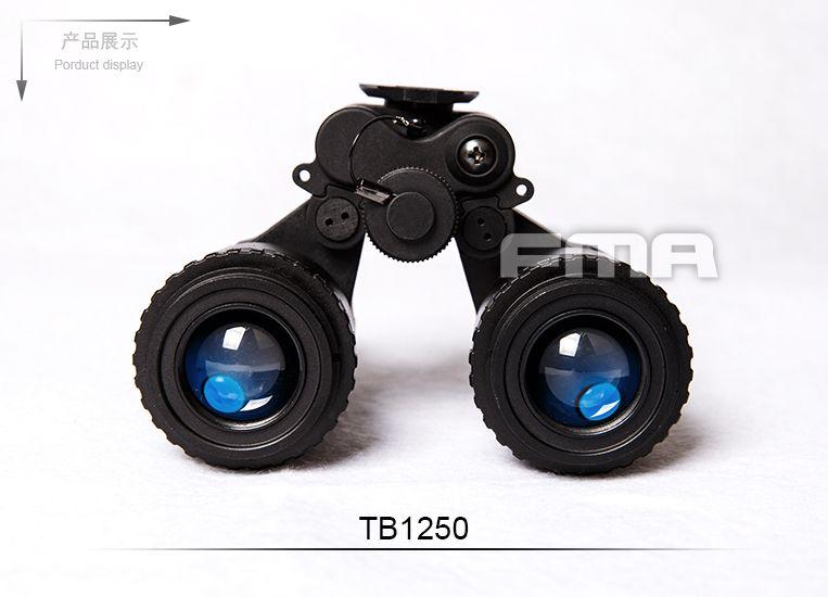 FMA Tactical AN/PVS-15 Helmet Night Vision Goggle NVG Dummy Model TB1250