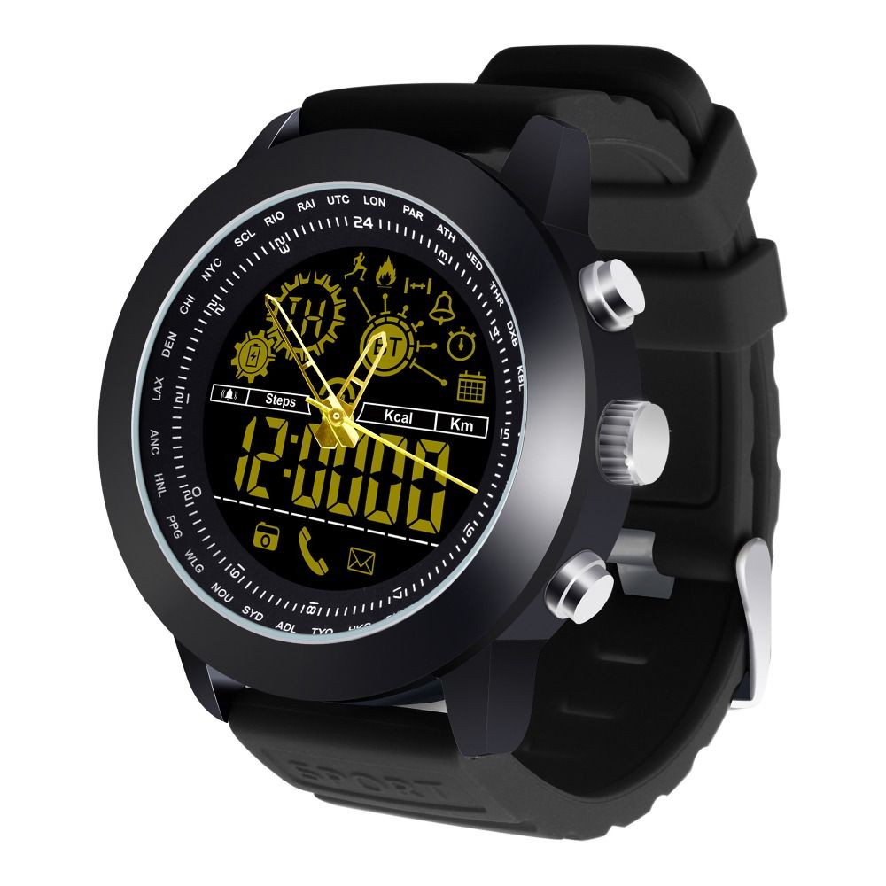 DX18 Waterproof Swim Sport Smart Watch Bluetooth Fitness Tracker Smart Watch Men Women Smart Watches Clock Relogio inteligente