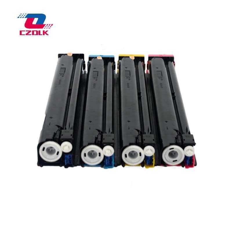 Neue kompatibel DX-25 CT/AT Toner Patronen für Sharp DX 2508NC 2008UC 2018U 2338NC toner 1 set = 4 stücke (BK. c.M.Y) bk = 350g cmy = 160g