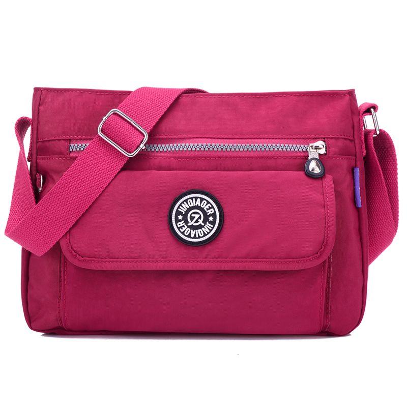 Sacs Messenger pour femmes sacs à bandoulière en Nylon imperméable pour femmes sacs à bandoulière femme petits sacs à Main Sac à Main Bolsa sacoche