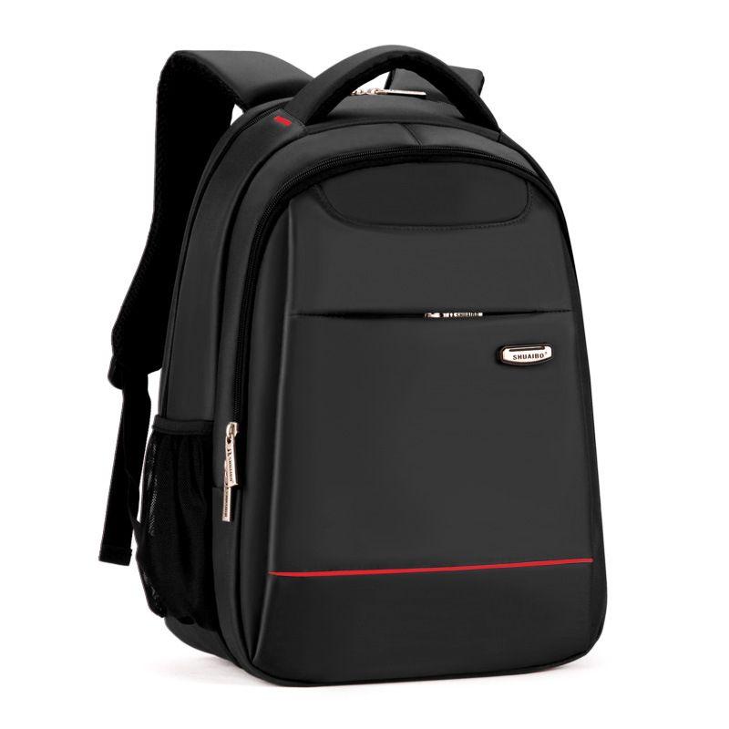 Large Capacity High Student Backpack School Bags Teenager Boys College Multi-Function Laptop School Backpacks Men Business Bags