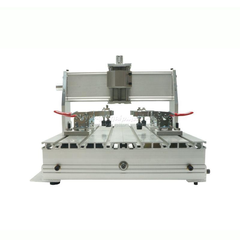 CNC 3040 Z-DQ Ball Schraube CNC Rahmen Von Engraver Gravur Router Holz Bohren Fräsen Maschine