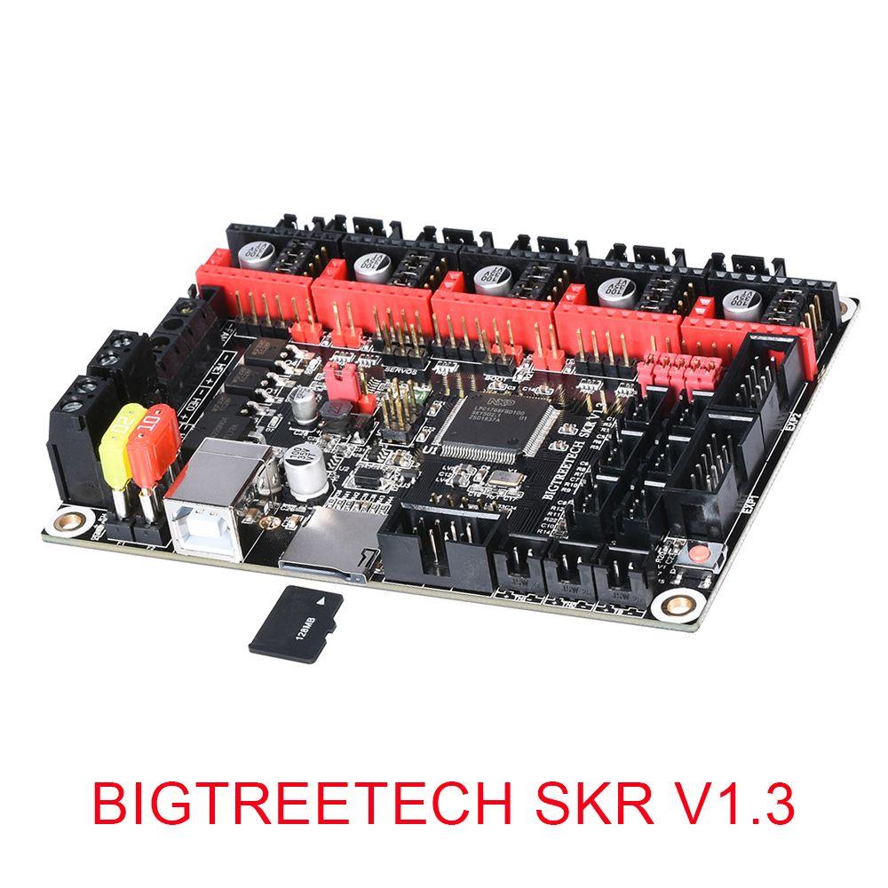 BIGTREETECH SKR V1.3 imprimante 3D carte contrôleur bras 32 bits carte mère TMC2208 Compatible carte lisse Marlin pièces d'imprimante 3d