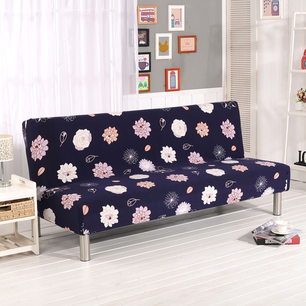 All-Inclusive Sofa Couch Cover <font><b>Foldable</b></font> Stretch Slipcover Cushion Case Slip-resistant Sofa Cover Jacquard Sofa Bed Cover