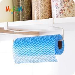 Крюк Тип Кухня рулон бумажных полотенец вешалка для хранения всякой всячины Органайзер Домашний Шкафчик Для Инструментов Шкаф Полка для по...