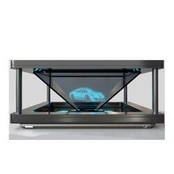 Holographic 3D Image AR Augmented Reality Imaging Naked Eye 3D Christmas New Year Gift for IPad