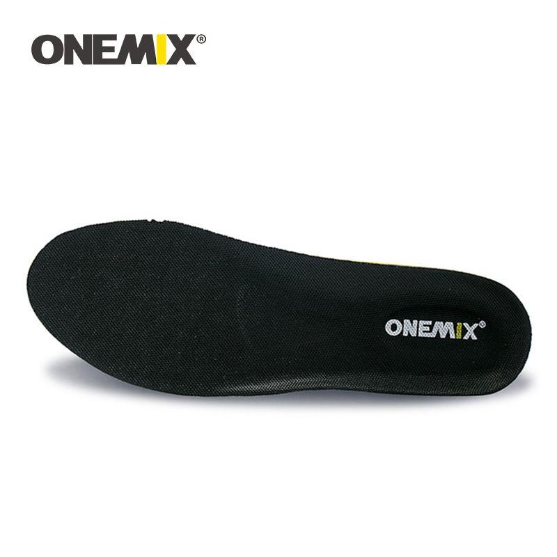 ONEMIX 2019 Arch Support Deodorant Sohle Dämpfung Zerstreuen Feuchtigkeit Weiche Einlegesohle Gesundheit Einfügen Schuhe Pads Massage Pads