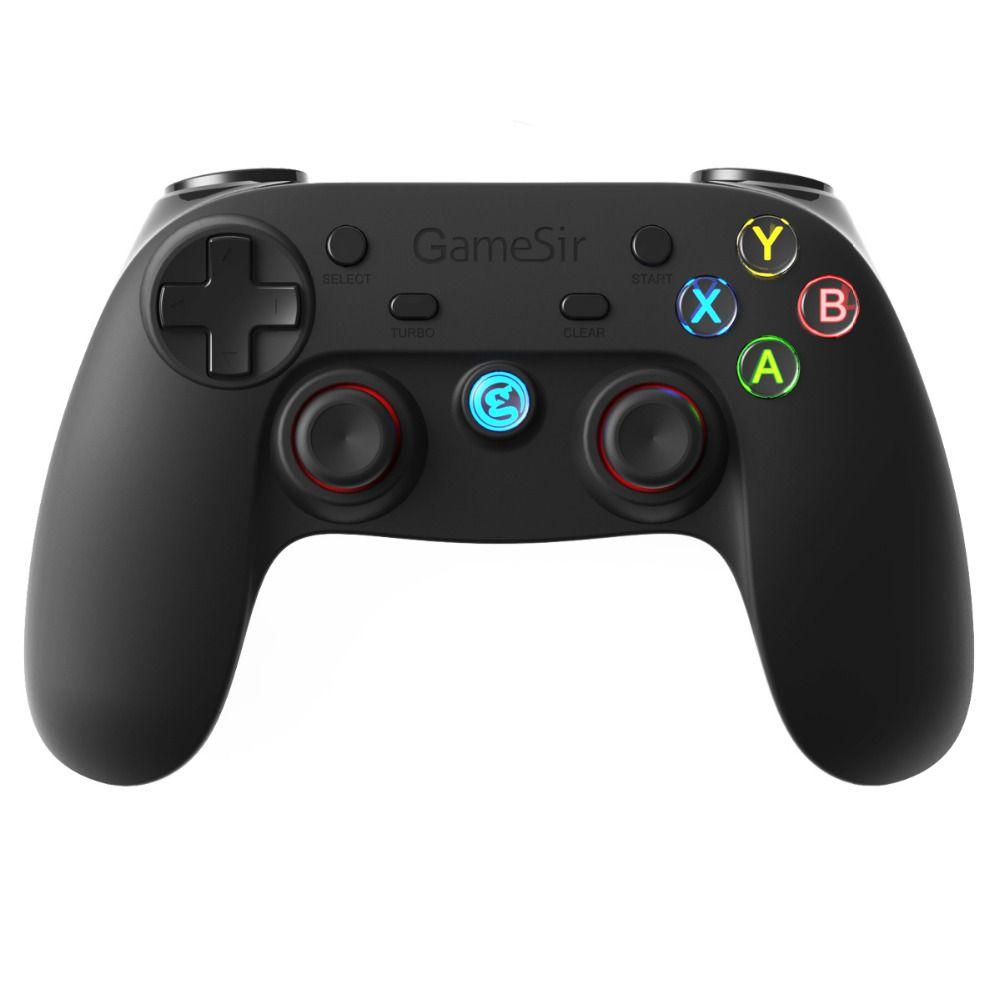 GameSir G3s (pas de support pour téléphone) contrôleur de jeu sans fil Bluetooth Gamepad pour PC téléphone Android Windows PS3 Samsung Gear VR