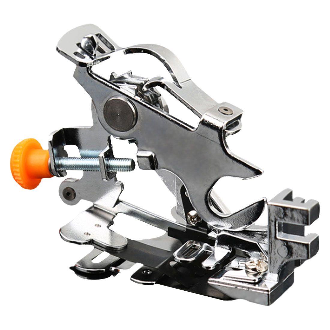 Machine à coudre domestique Ruffler pied-de-biche tige basse accessoire plissé pied-de-biche accessoires de Machine à coudre