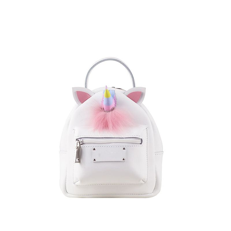 BENVICHED 2017 Custom Uniaxial Backpack Shoulder Bag Simple Little Fairy Wild Casual Mini Backpack Girl Cute Bag L005