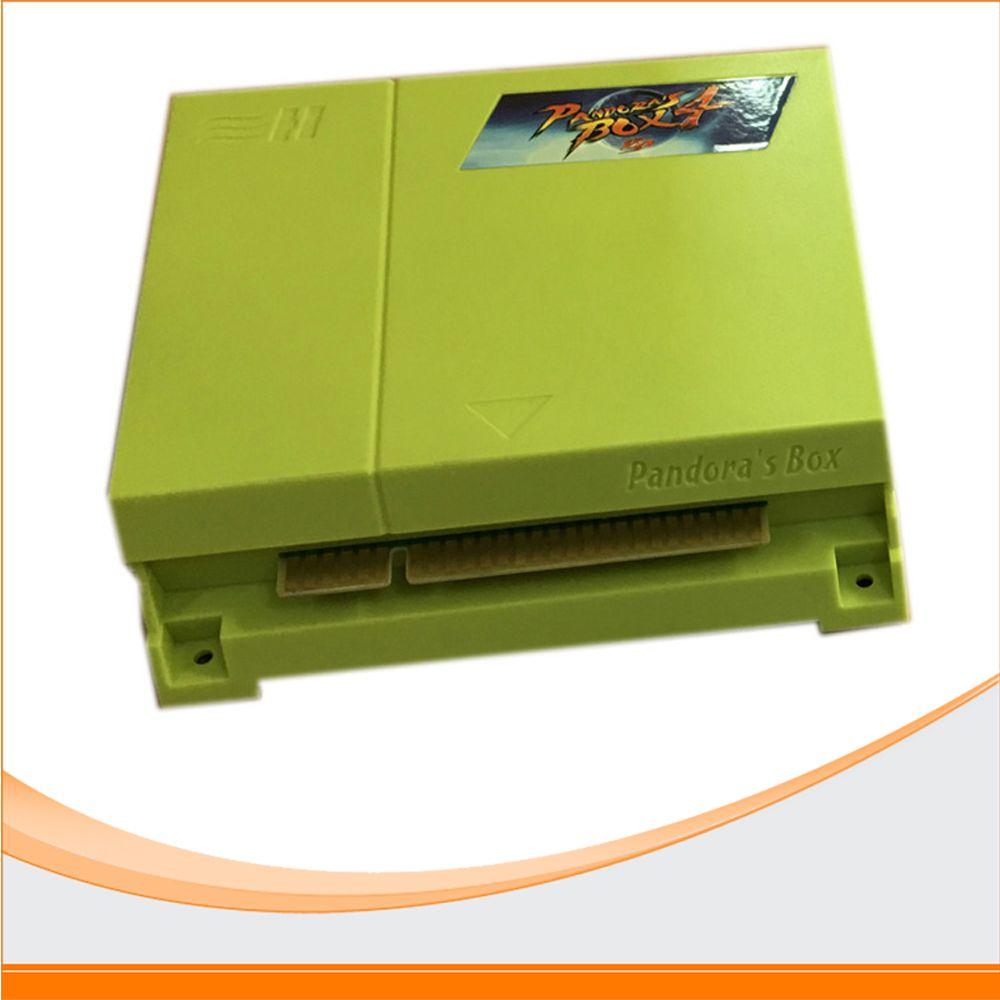 Pandora's Box 4  jamma multi game PCB,multi games 645 in 1 arcade game board for fighting game machine