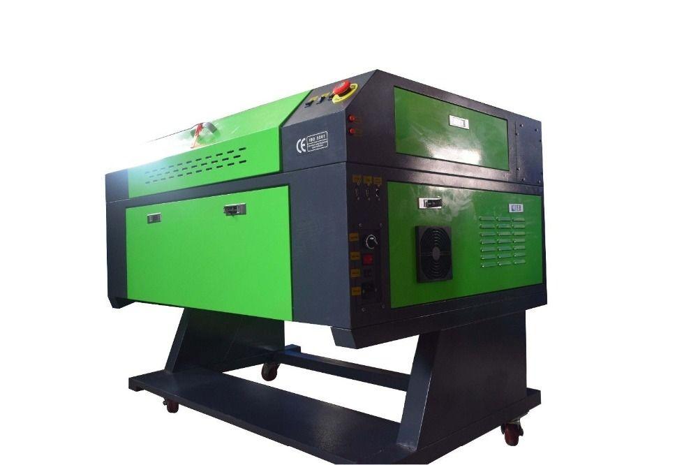 80 W CO2 USB Laser Gravur Maschine 700x500mm Graveur Cutter Holz arbeits Handwerk Drucker