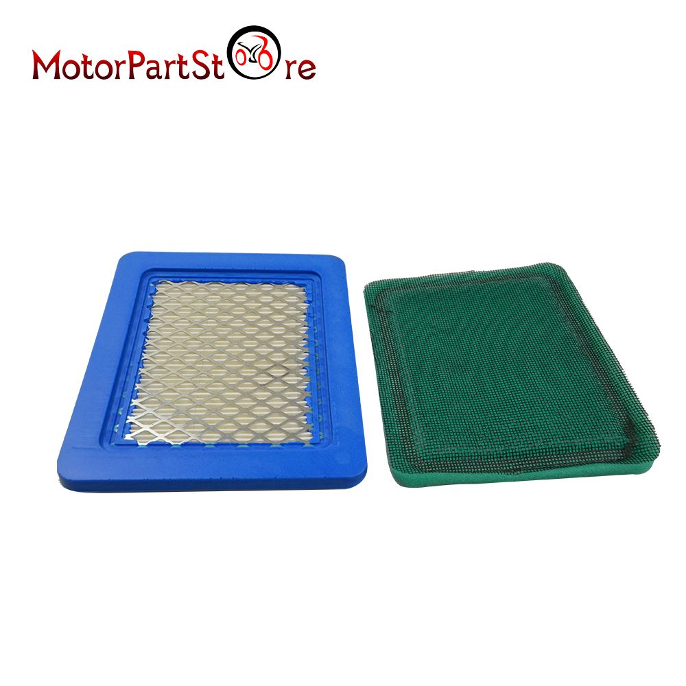 Neue Air Filter Für Briggs & Stratton 491588 491588 s 399959 5043 Pre Filter 493537 119-1909 20323