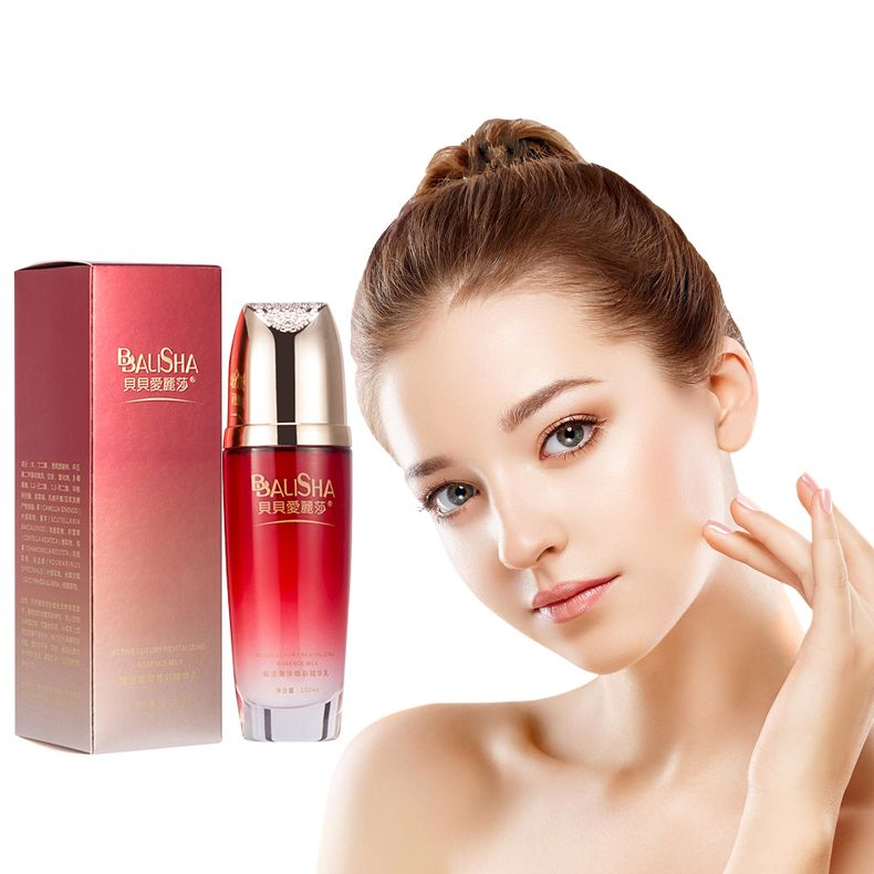 Hyaluronic Acid Glycerin Organic Plant Extract Acne Moisturizer Pore Lift Firming Emulsion Anti Wrinkle Serum for Face Skin Care