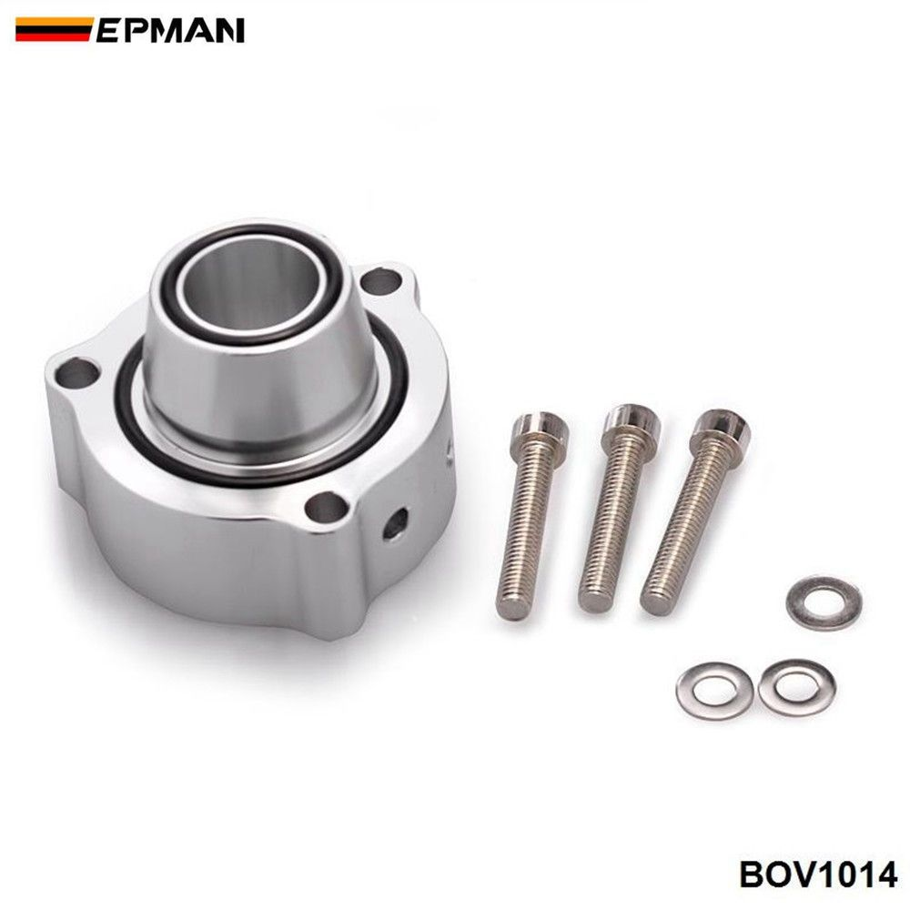 EPMAN Sport Universal Car Styling DIY Blow Off Adapter for VAG FSiT TFSi TK-BOV1014