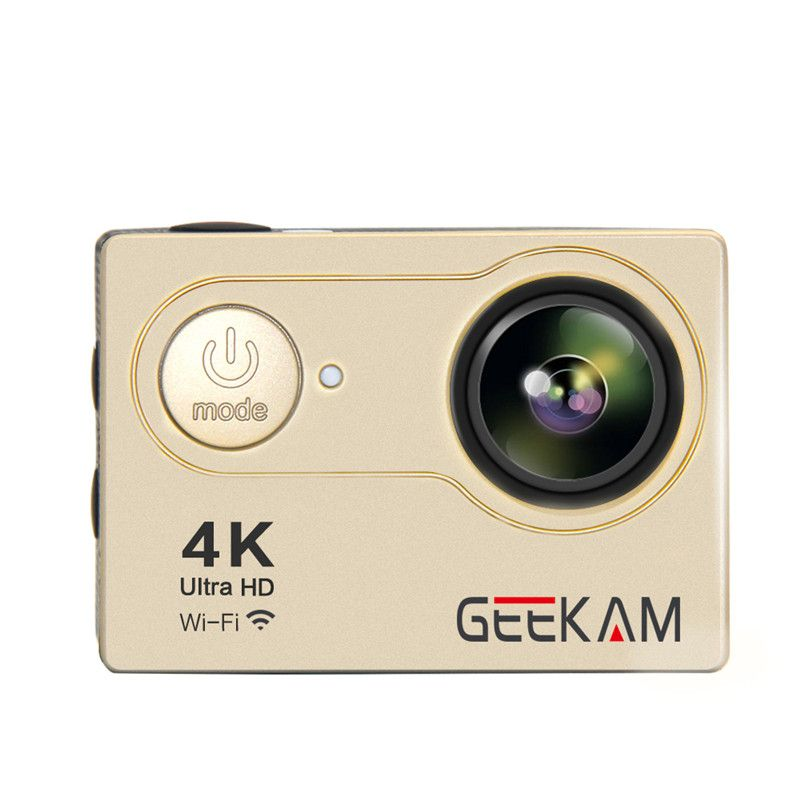 Goodpa H9/H9R Action Camera Remote Ultra HD 4K WiFi Camcorder 1080P/60fps 2.0 LCD 170D Helmet Go 30M Waterproof Pro Sport Camera