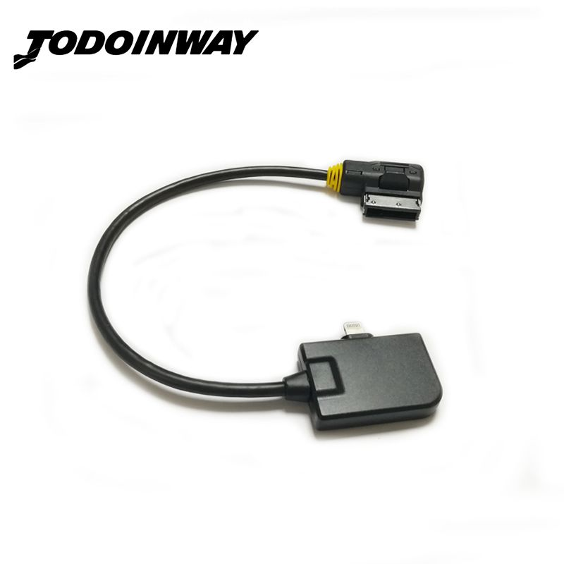 OEM AMI MMI player musik kabel adapter ligtning auto USB kabel audio MDI interface für iPhone 5 6 7 für audi A3 8 V A6 A7 A8 Q5 Q7