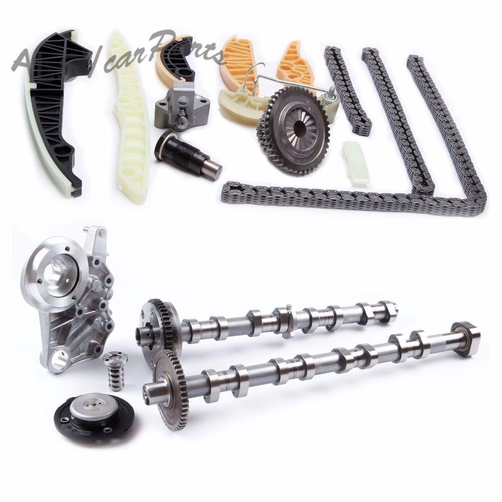 KEOGHS OEM EA888 Motor Timing Kette Führungsschiene Nockenwelle Reparatur Kit Für VW Golf Passat Jetta Audi A4 Q3 TT 1,8/2,0 t 06 H 109 467N