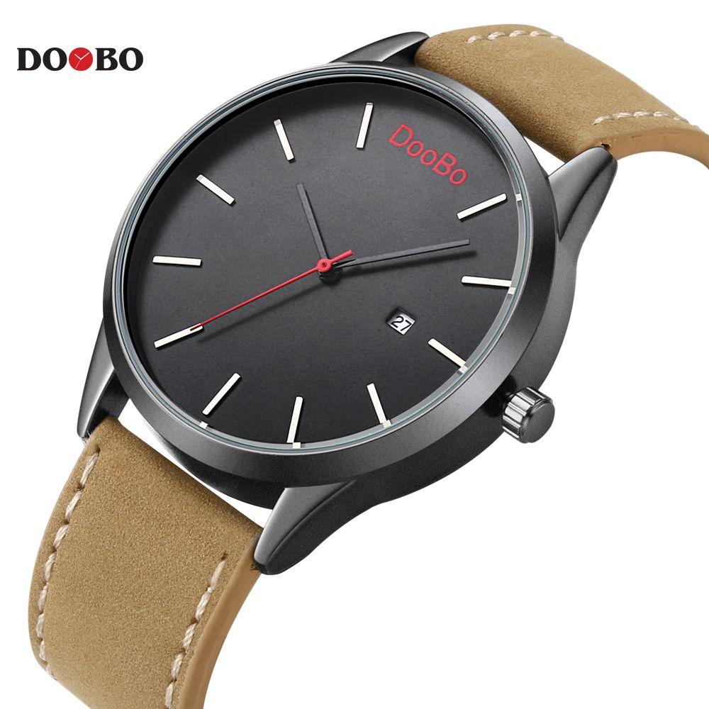 Повседневное Для мужчин S Часы лучший бренд класса люкс Для мужчин кварцевые часы спортивные Военная Униформа Часы Для мужчин кожа Relogio ...