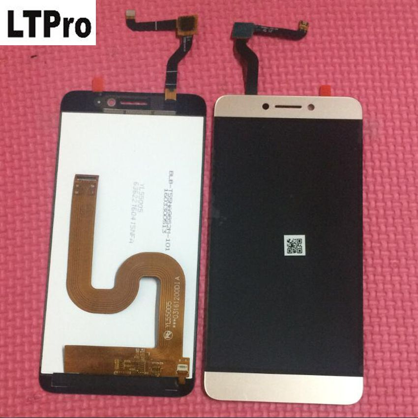 LTPro New Tested LCD Display Touch Screen Digitizer Assembly For Letv Le LeEco Coolpad Cool 1 Cool1 Dual C106 Parts