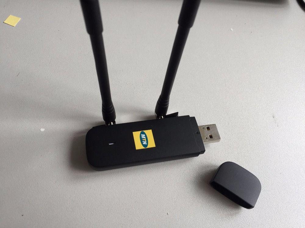 Unlock HUAWEI E3372 E3372h-153 150Mbps 4G LTE USB Modem Dual Antenna Port Support All