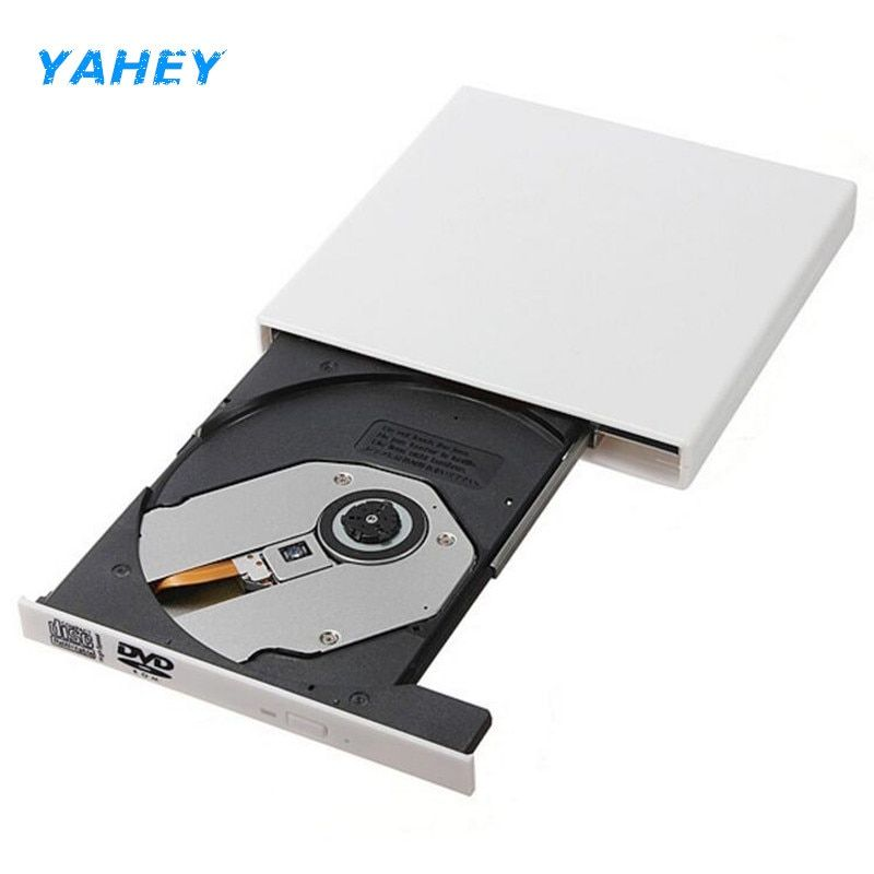 Tragbare USB 2.0 DVD Stick Combo CD RW Brenner Writer Externe Optische Laufwerke DVD ROM Player für Laptop Computer pc, windows7/8