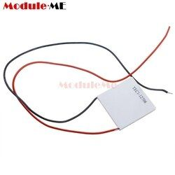 1Pcs TEC1-12706 Heatsink Thermoelectric Cooler Cooling Peltier Plate Module 12V 60W
