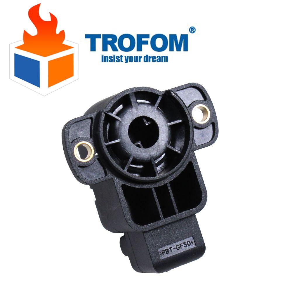 TPS Throttle Position Sensor For Peugeot 206 307 406 607 806 Partner Partnerspace EXPERT Citroen C2 C3 C5 Saxo Xsara 9642473280