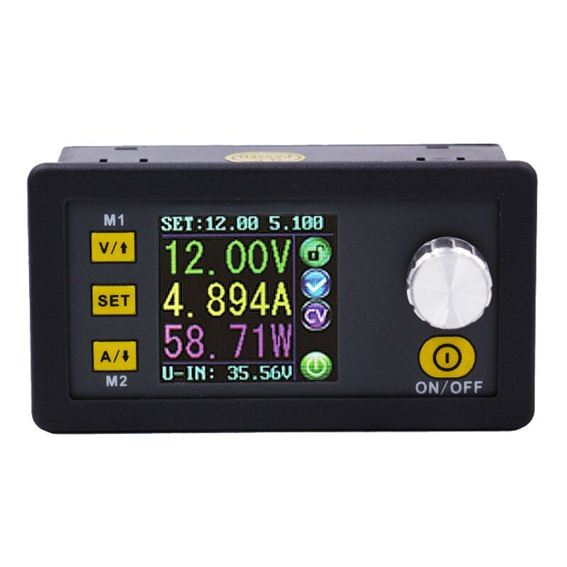 DPS5015 Programmable control supply Power 0V-50V 0-15A Converter ConstantCurrent voltage meter Step-down Ammeter Voltmeter 22%