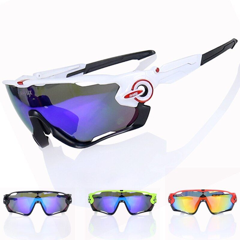 Polarized Cycling SunGlasses Mountain Bike Goggles Sport Eyewear MTB Bicycle Sun Glasses Gafas de Ciclismo Cycling Glasses