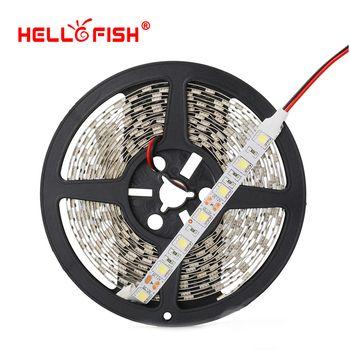 LED strip 12V IP65 Waterproof IP20 LED flexible light LED tape lighting light 5M 300 led chips DC12V white/warm white
