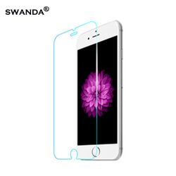 En Verre trempé pour iPhone 6 S Protecteur D'écran pour iPhone 7 Plus verre Film pour iPhone SE 5 5S Protection Robuste 8 8 p Verre couverture