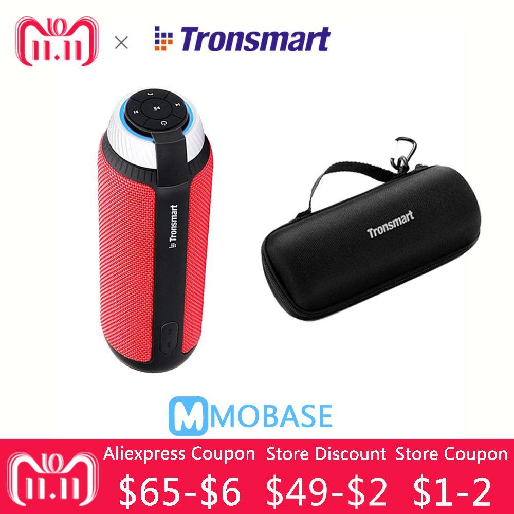 Tronsmart T6 Speaker VS JBLCHARGE 3 Portable wireless Bluetooth Speaker MINI Column Soundbar Audio Receiver AUX big power