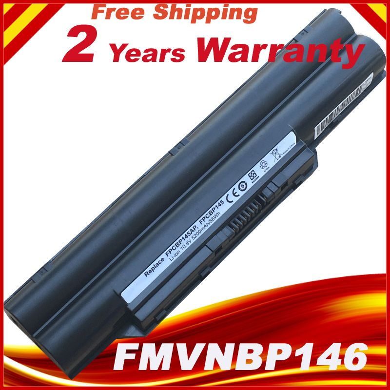 Batería Para FUJITSU FPCBP145 FMVNBP146 FMVNBP177 FMVNBP178 FMVNBP198 E751 E8310 L1010 LH700 P701 P702 P771 P8110 PH701 PH702