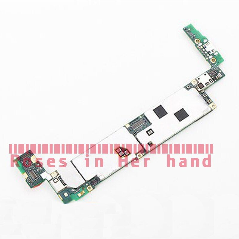 Full Working Original Unlocked For HUAWEI Ascend P7 Motherboard Logic Mother Circuit Board Lovain Plate