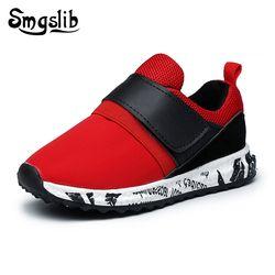 Для мальчиков и девочек Повседневное кроссовки детские ажурные обувь для детей кроссовки спортивная обувь для бега, кроссовки 2018 зима маль...