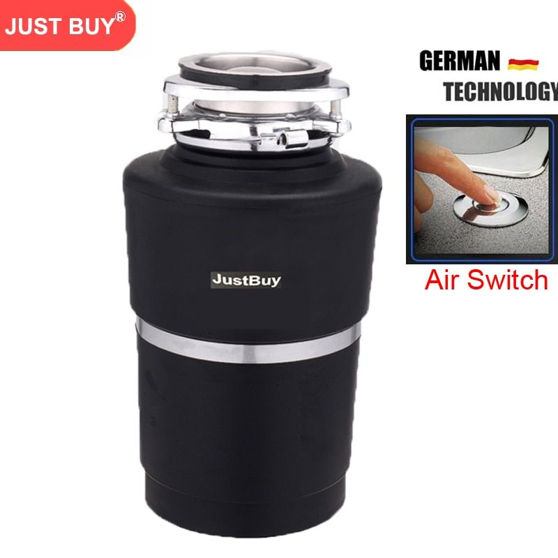 8KG with all parts kitchen food waste disposers Stainless steel Grinder material kitchen appliance