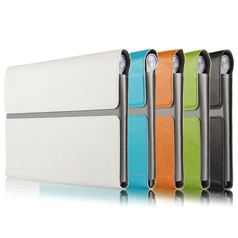Case Pour Lenovo Yoga Tab 3 8 De Protection Smart cover en cuir Tablet Pour Tablet3 YT3-850F YT3-850M 8 pouce PU Protecteur manches
