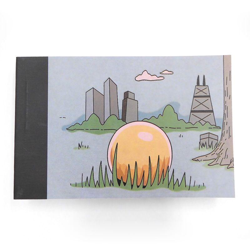 Tendances créatives bricolage Propose cadeau rabat livre peut cacher l'anneau de mariage dessin animé Flippist FlipBook AG0001