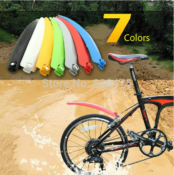 Folding bicycle fender 14 inch 16 inch 20 inch BMX quick release fenders mudguards