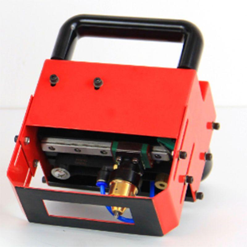 220 V/110 V Tragbare Metall Pneumatische Dot Peen Kennzeichnung Maschine Für VIN Code (80*20mm) rahmen Kennzeichnung Maschine chassis anzahl
