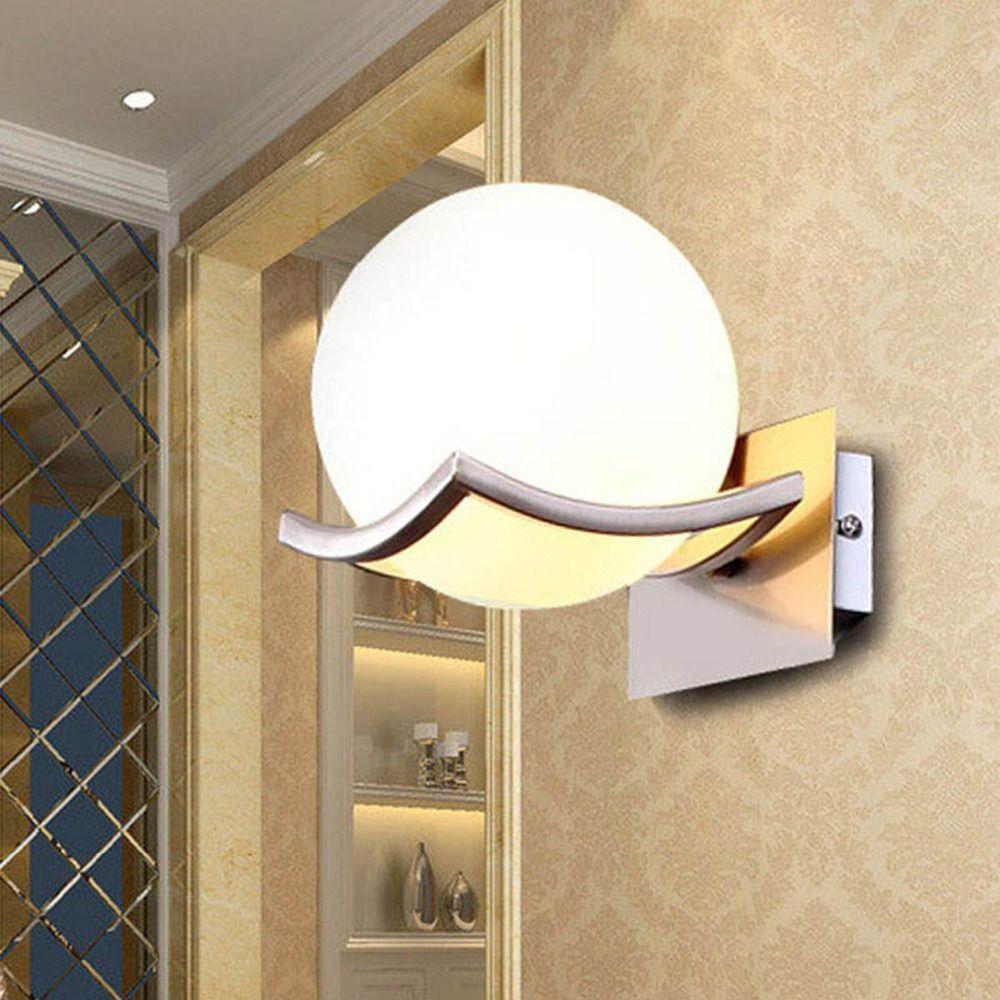 Nouveauté lampes murales uniques et nouveauté LED appliques en verre pour la maison E27 AC85-265V livraison gratuite