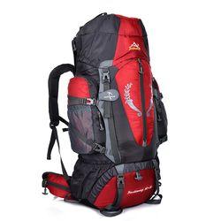 Besar 85L Outdoor Ransel Perjalanan Multi-Tujuan Mendaki Ransel Hiking Kapasitas Besar Ransel Camping Tas Olahraga